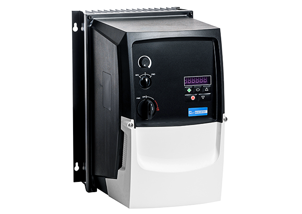 VersiDrive i 550/3E3/IP66S mit Schalter